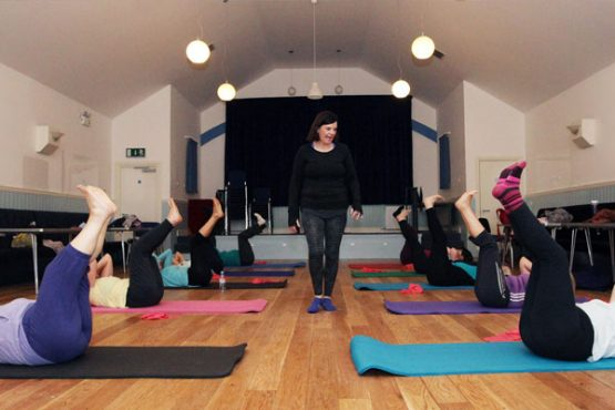FM Pilates Mat Work, Ardery Street Halls, Glasgow